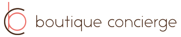 Boutique Concierge Services